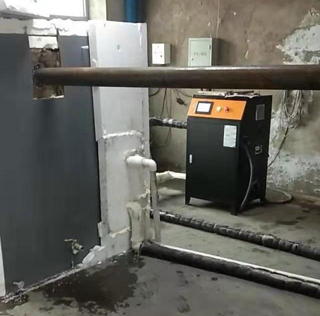 黑龙江牡丹江沥仁集团电锅炉