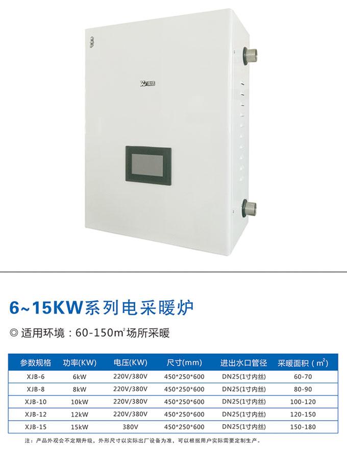 200千瓦半导体电锅炉